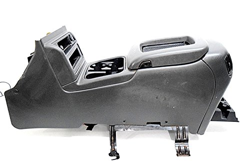 03 04 05 06 YUKON TAHOE SILVERADO AVALANCHE CENTER CONSOLE WITH MOUNT CHARCOAL