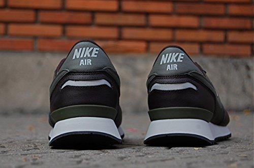 cargo Hommes Gymnastique Velours Rocher Air Rivière Vrtx Kaki Chaussures Clair Kaki Gris De Noir Brun Nike Bvqa1wB