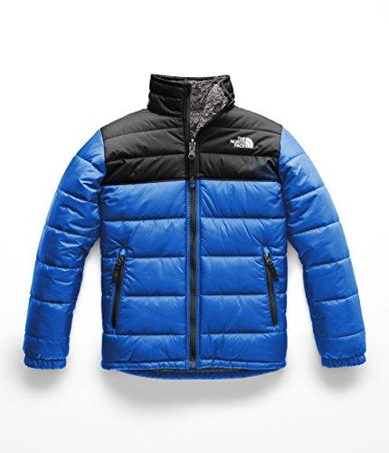 The North Face Boy's Reversible Mount Chimborazo Jacket - Turkish Sea - XXS ()