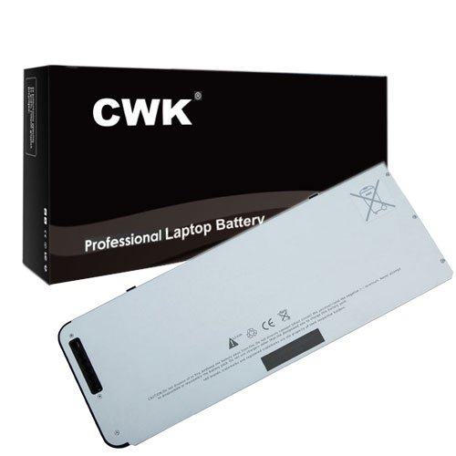 Apple Aluminum Rechargeable Battery - CWK High Performance New Battery for Apple A1280, A1278, MB771LL/A,MB466/A 13-inch Macbook Rechargeable Battery (Aluminum Unibody) MacBook 13 inch Aluminum Unibody (2008 Version) 24 Months Warranty