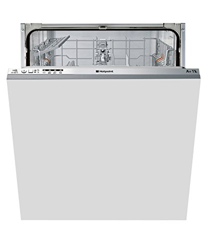 Hotpoint Aquarius LTB4B019 Fully Integrated Standard Dishwasher - Grey...