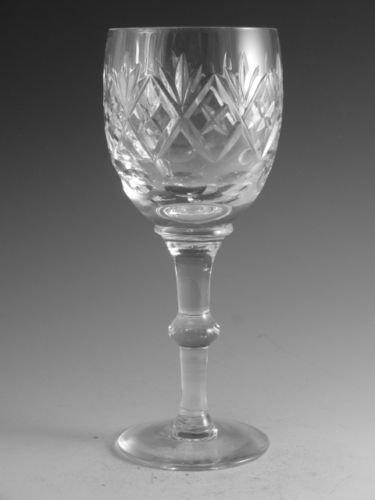 Royal Doulton Crystal GEORGIAN Hock Wine Glass 6 5/8