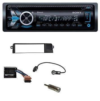 Sony CD MP3 USB AUX Bluetooth Car Stereo for BMW 3 E46