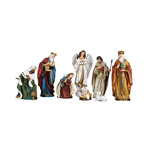 Nativity Lamb (Roman 31295 8pc St 9