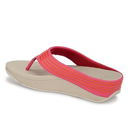 Fitflop Damessandalen Sandalen Voor Dames, Textiel, Roze