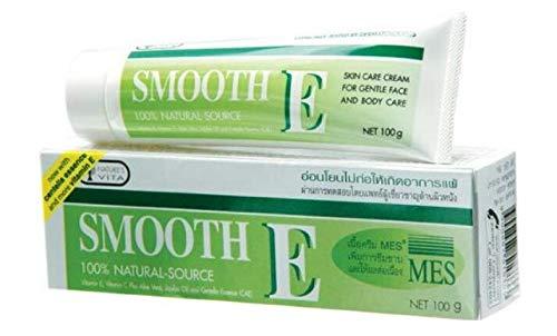 SMOOTH E Physical White Babyface UV Expert beige 40 grams (1 box). by Smooth E