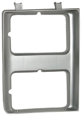 OE Replacement Chevrolet/GMC Passenger Side Headlight Door (Partslink Number GM2513126)