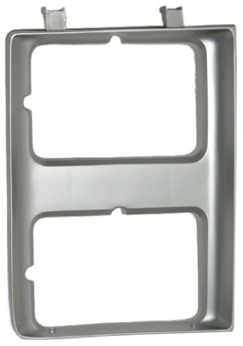 OE Replacement Chevrolet/GMC Passenger Side Headlight Door (Partslink Number GM2513126)