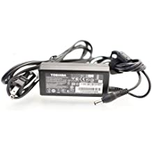 Original Toshiba 75-Watt Global AC Adapter Power Cord for Toshiba Satellite Notebook Series:PSAF3U-03Y021,A205-S7468,PSAF3U-03Y00V,A205-SP5815,PSAF3U-0WK02S,A205-SP5816, PSAE3U-07N026,A205-SP5817,PSAE3U-07T02D,A205-SP5818,Compatible with PA3468U-1ACA.