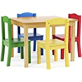 Tot Tutors TC715 Primary Collection Kids Wood Table...