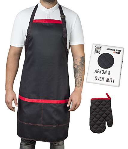 Professional Aprons Apron Large Pockets