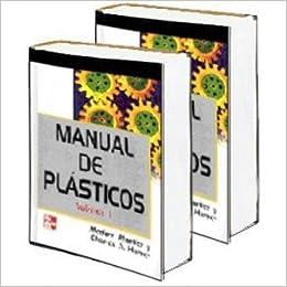 Manual De Plásticos. PRECIO EN DOLARES: CHARLES / MODERN PLASTICSTOMOS HARPER, TOMOS: 2: Amazon.com: Books