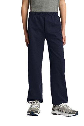 Gildan Activewear 7.75 oz. Heavy Blend 50/50 Open-Bottom Swe