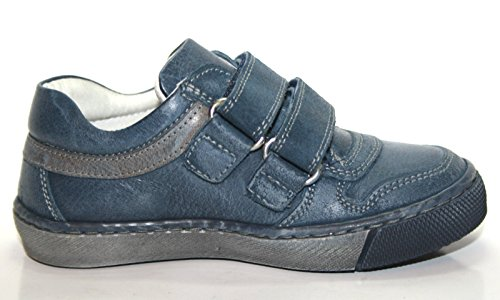 Cherie , Chaussures de ville à lacets pour garçon Bleu Bleu