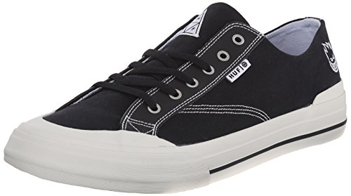 Zoccolo Skateboard Shoes CLASSIC LO SPITFIRE BLACK, (SPITFIRE BLACK), 7.5 D(M) US