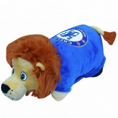 Chelsea FC Plush Mookie Pet Cushion - Chelsea Plush