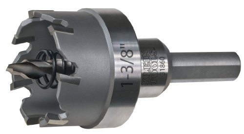 Klein Tools 31860 1-38-Inch Carbide Hole Cutter