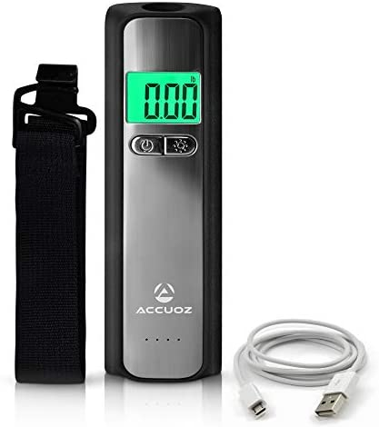 Rechargeable 5200mAh Digital Luggage Scale product image