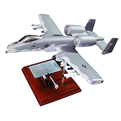 Mastercraft Collection A-10A Thunderbolt Warthog Model Scale:1/55