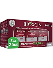 BİOXCİN Forte Şampuan 300Ml 1 Paket