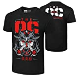 WWE Authentic Wear The Club OC T-Shirt Black Extra