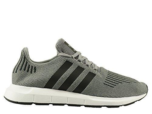 Hombre Adidas Swift Run, Grethr / Cblack / Mgreyh Grey