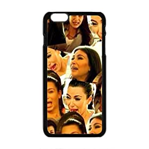 QQQO Face Change Hot Seller Stylish Hard Case For Iphone 6 Plus hjbrhga1544