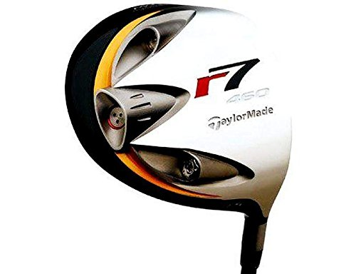 TaylorMade R7 460 Driver 10.5 Stock Graphite Shaft Graphite Stiff Right Handed 45 in ()