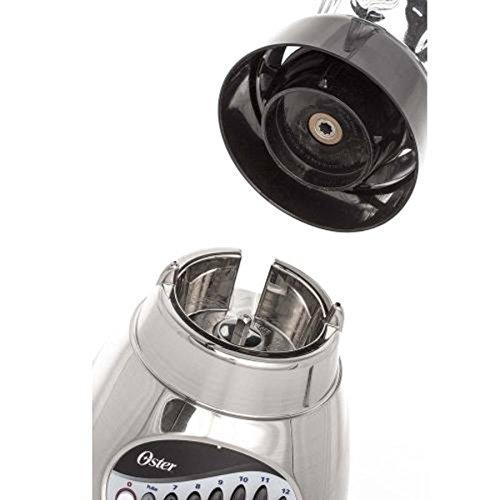 Oster Core Nickel 6826 - Batidora de vaso, 450 W, 12 velocidades: Amazon.es: Hogar