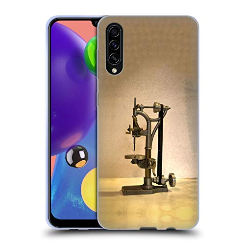 Official Celebrate Life Gallery Drill Press Tools Soft Gel Case Compatible for Samsung Galaxy A70s (2019)