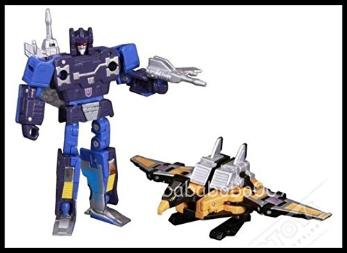 NEW Transformers Masterpiece CMP-16 Frenzy and Buzzsaw KO IN STOCK