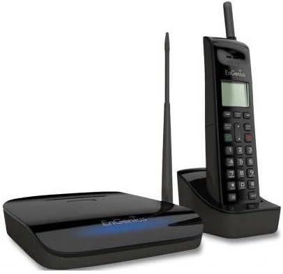 EnGenius FREESTYL 2 Digital Single-Line Long Range Cordless Telephone by EnGenius: Amazon.es: Electrónica