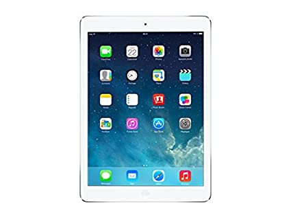 Apple iPad Air 16Go Wi-Fi - Grey Sidereal Apple Computer MD785NF/A Tablette tactile
