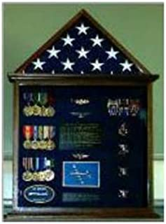product image for Flag Case, 4' x 6' Flag and Badge Display Cases