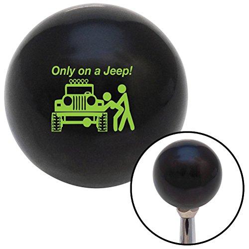 shift knob threaded insert - 2