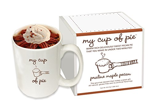 My Cup of Pie - Praline Maple - Pie Mix Pecan