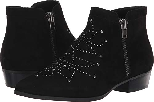 Naturalizer Women's Blair 2 Ankle Boot, Black Suede