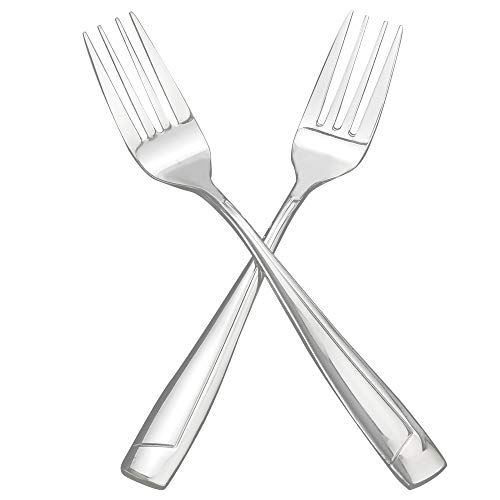 Cand Buffet Serving Forks, Stainless Steel Large Forks, Set of 2