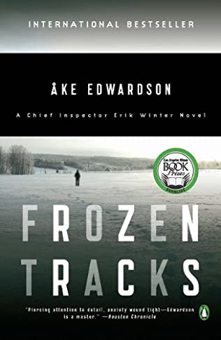 book cover of Frozen Tracks