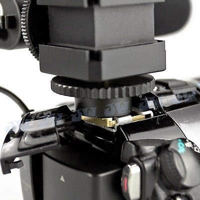 FidgetFidget Shoe Flash Accessories for Canon VIXIA HF M30 M31 M300 HF20 HF200 S100 S21 S11
