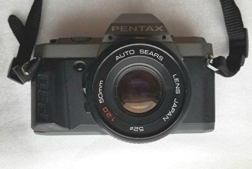 - Pentax P30T 35mm Film Camera w/ Lens