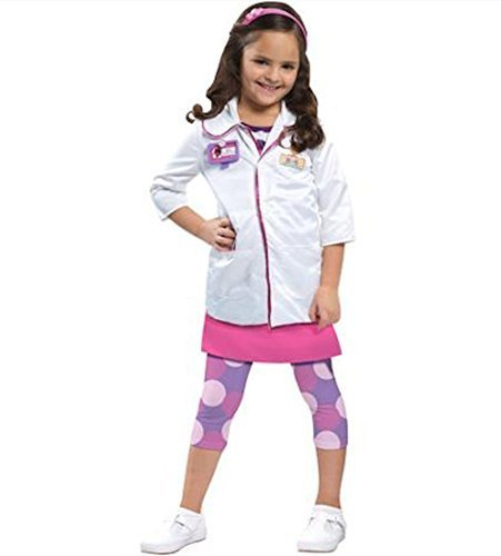 Doc Mcstuffins Dress Up - Doc Mcstuffin Dress Up Set