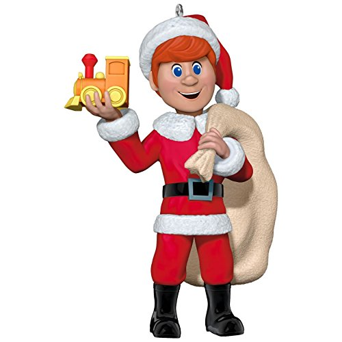Kris Kringle Christmas - Santa Claus Is Comin' to Town Kris Kringle Ornament Santa Claus