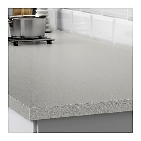 IKEA Countertop, efecto de piedra gris claro 26214.111720.1014 ...