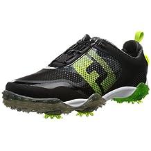 Footjoy Freestyle BOA Golf Shoes, 57335, Black