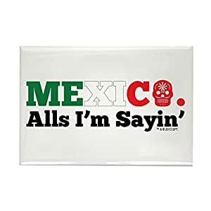 """CafePress - Breaking Bad: Mexico - Rectangle Magnet, 2""""x3"""" Refrigerator Magnet"""