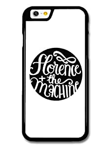 Florence + the Machine Black and White Circle Logo case for iPhone 6 wangjiang maoyi by lolosakes