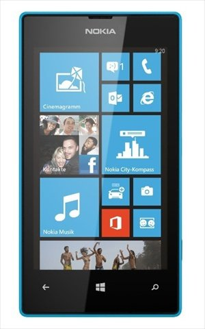 Nokia Lumia 520 8GB Unlocked GSM Windows 8 Cell Phone - White