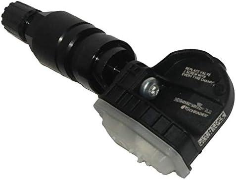 MAL Electronics GmbH praesentiert: Schrader EZ-Sensor® 2.0 - # 2210B Aluventil schwarz - fertig programmiert für Dodge Nitro 3.7