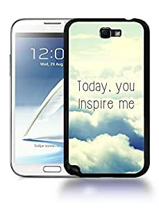 Hipster Infinity of Love Space Positive Motivational Quotes Phone Case Cover Designs for Samsung Galaxy Note 2